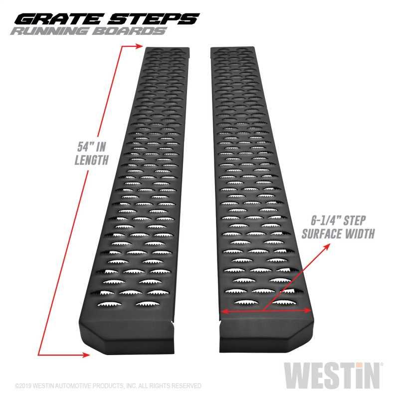 Grate Steps Running Boards 27-74705