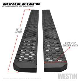 Grate Steps Running Boards 27-74715