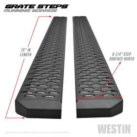 Grate Steps Running Boards 27-74725