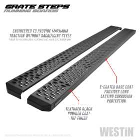 Grate Steps Running Boards 27-74735