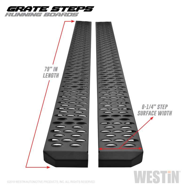 Grate Steps Running Boards 27-74735