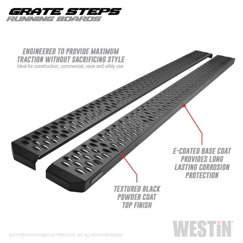 Grate Steps Running Boards 27-74755