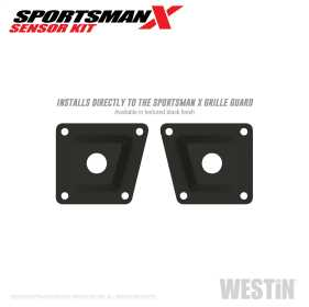 Sportsman X Grille Guard Sensor Relocator Kit