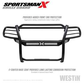 Sportsman X Grille Guard