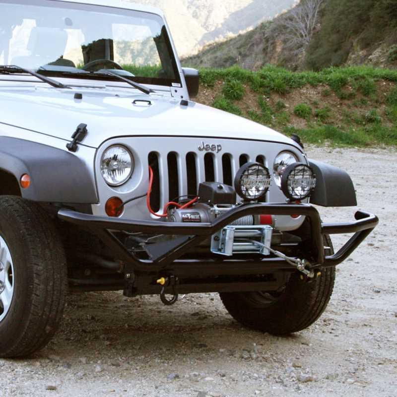 Trailblazer Front Bumper 42-2015
