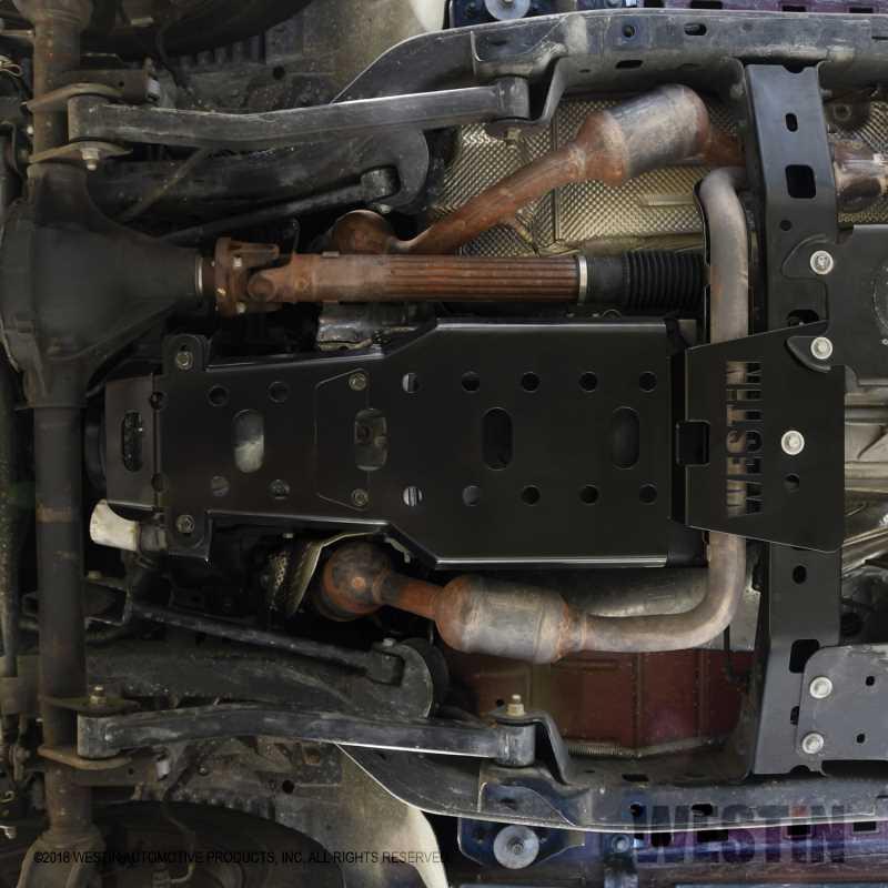 Transmission Pan Skid Plate 42-21125