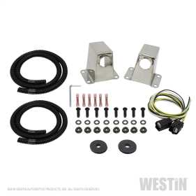 Grille Guard Sensor Relocator Kit
