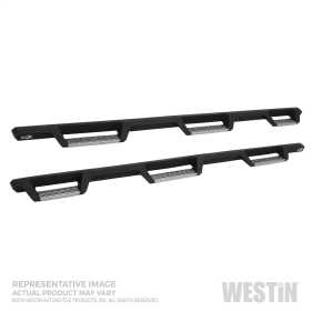 HDX Stainless Drop Wheel To Wheel Nerf Step Bars 56-5346952