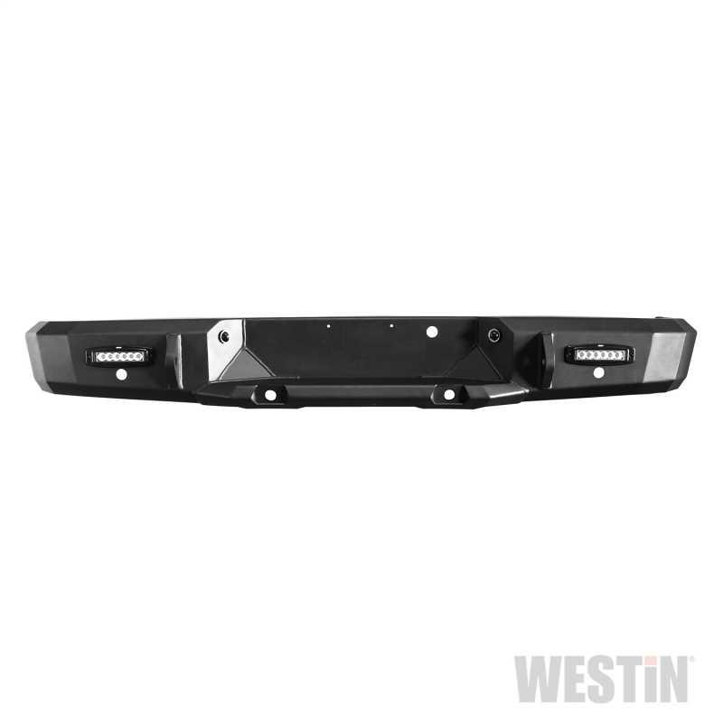 HDX Rear Bumper 58-241705S