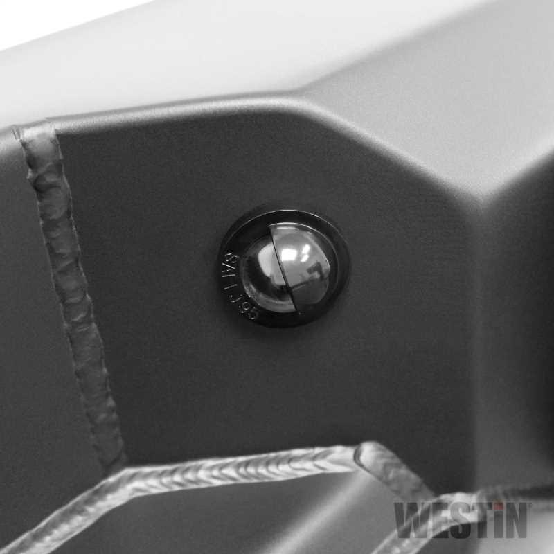 HDX Rear Bumper 58-241705