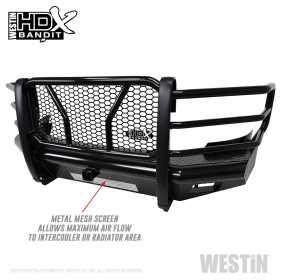 HDX Bandit Front Bumper 58-31145