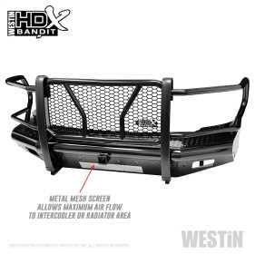 HDX Bandit Front Bumper 58-31175