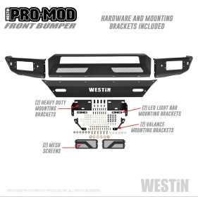 Pro-Mod Front Bumper
