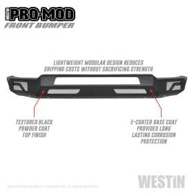 Pro-Mod Front Bumper 58-41075
