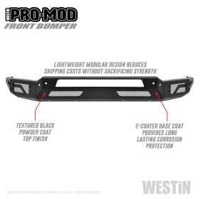 Pro-Mod Front Bumper 58-41195
