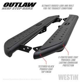 Outlaw Nerf Step Bars 58-52775