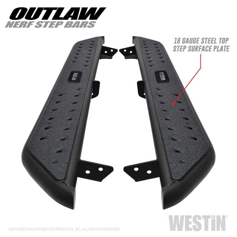 Outlaw Nerf Step Bars 58-52775