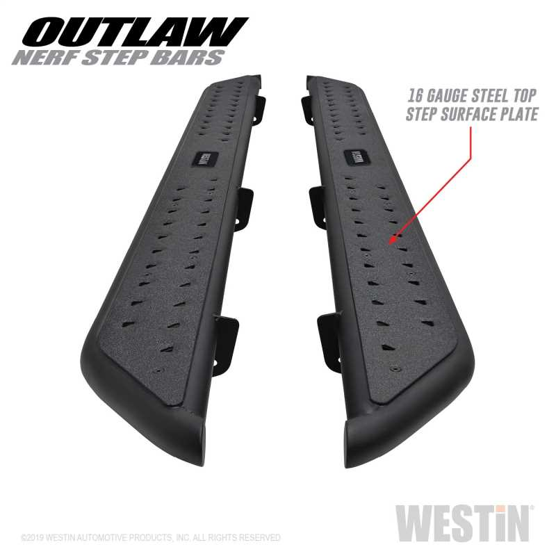 Outlaw Nerf Step Bars 58-53155