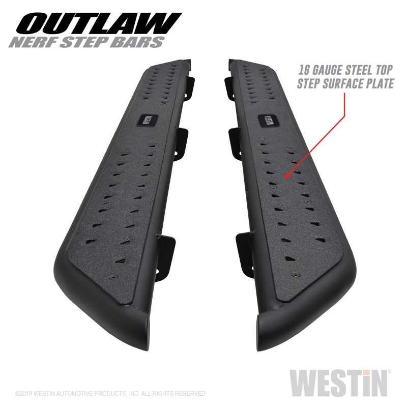 Outlaw Nerf Step Bars 58-53565