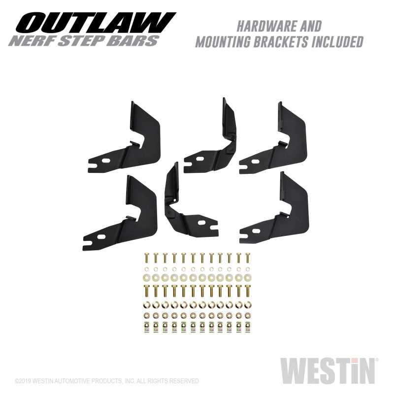 Outlaw Nerf Step Bars 58-53715