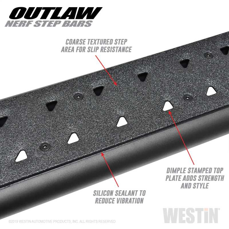 Outlaw Nerf Step Bars 58-53725