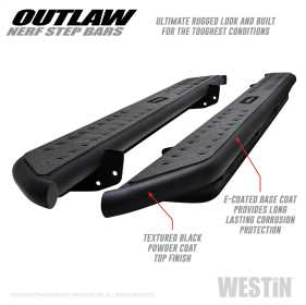 Outlaw Nerf Step Bars 58-53935