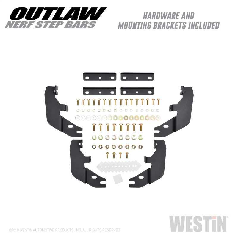 Outlaw Nerf Step Bars 58-53935