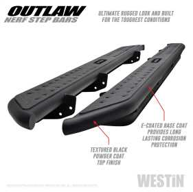 Outlaw Nerf Step Bars 58-53945