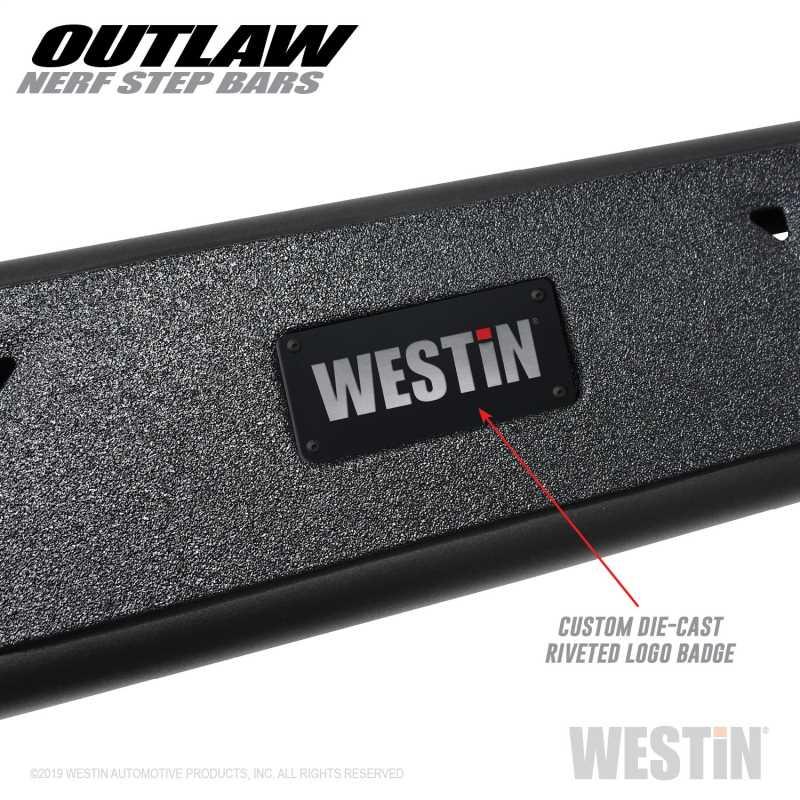 Outlaw Nerf Step Bars 58-53945