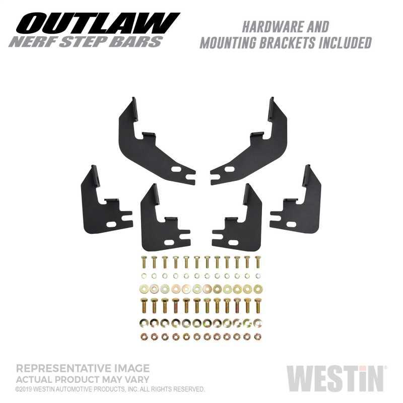 Outlaw Nerf Step Bars 58-54085