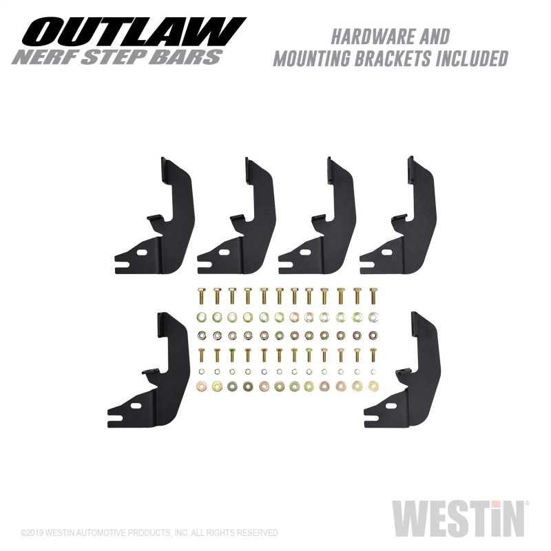 Outlaw Nerf Step Bars 58-54135