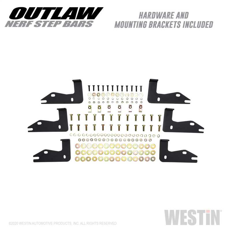 Outlaw Nerf Step Bars 58-54165