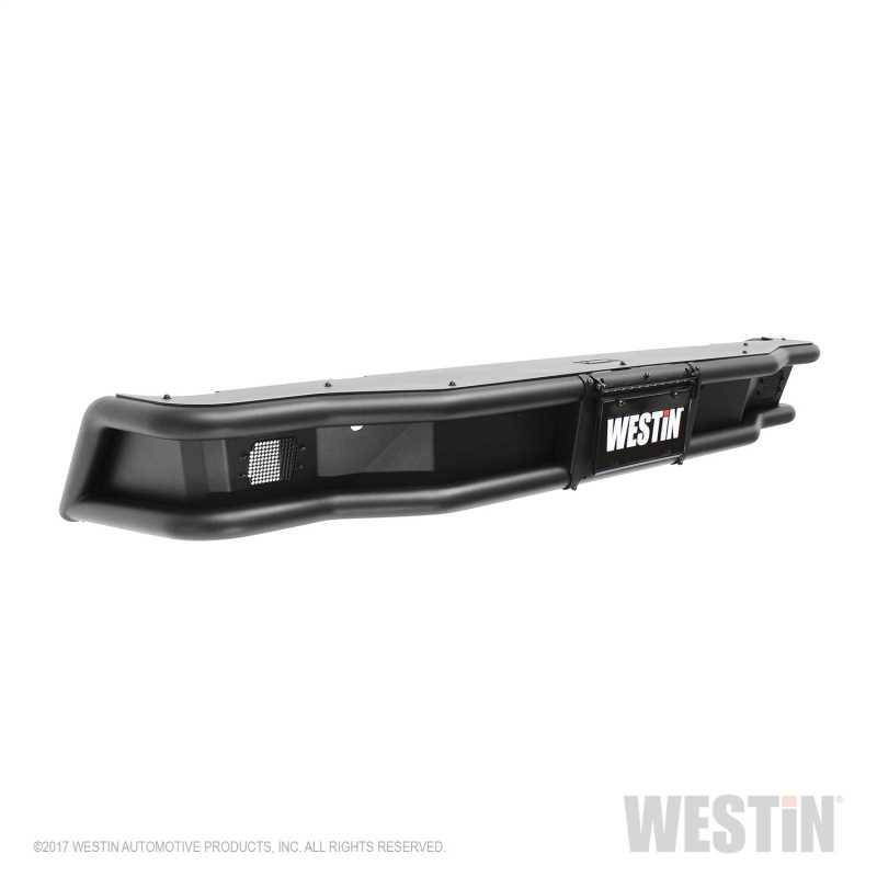 Outlaw Rear Bumper 58-81045