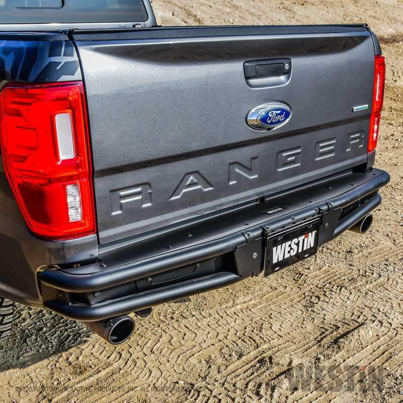Outlaw Rear Bumper 58-81085