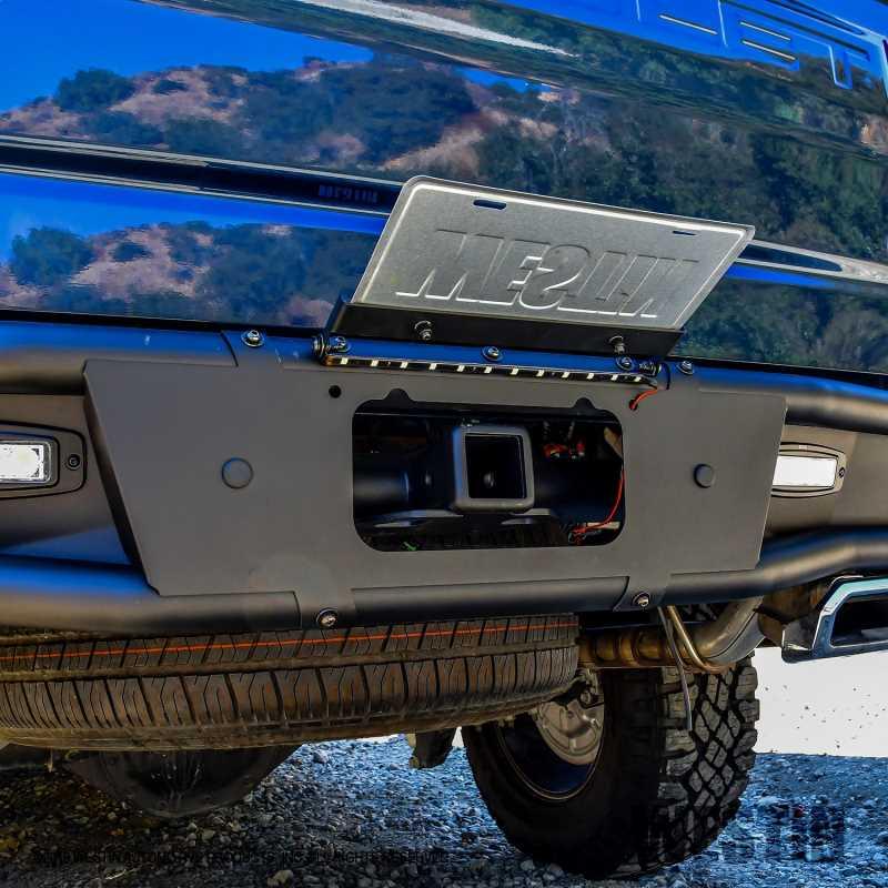 Outlaw Rear Bumper 58-81215