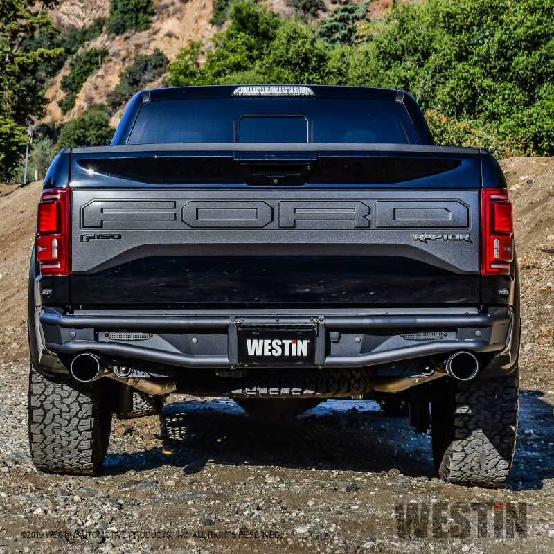Outlaw Rear Bumper 58-82025