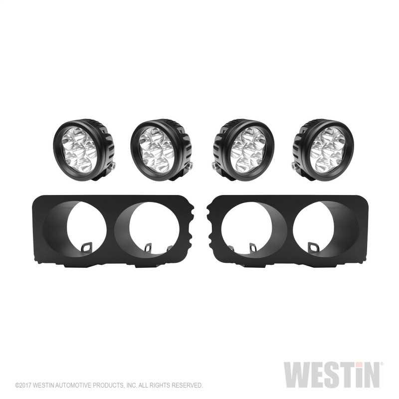 Outlaw Bumper LED Light Kit 58-9905