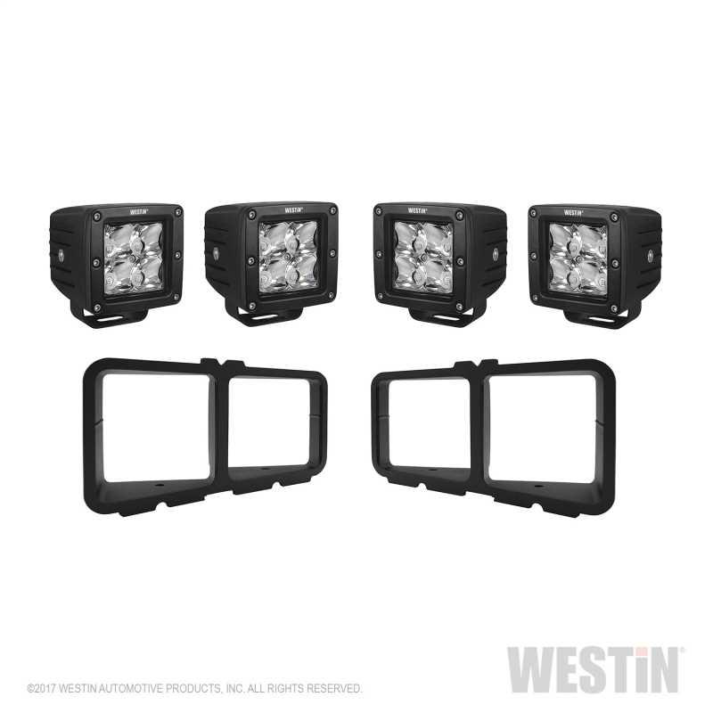 Outlaw Bumper LED Light Kit 58-9915