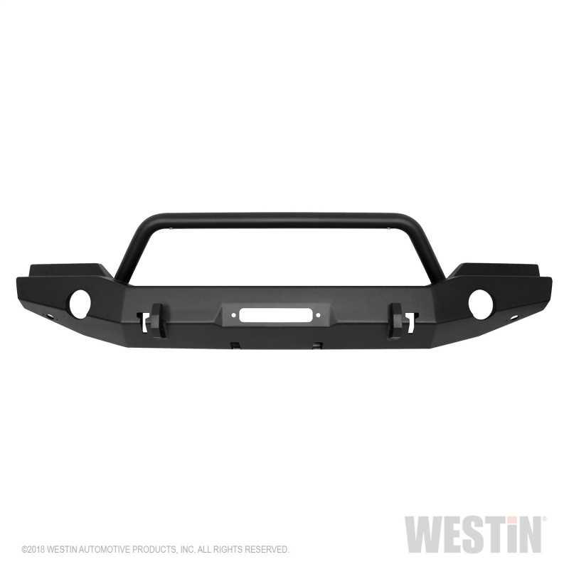 WJ2 Full Width Front Bumper 59-80045