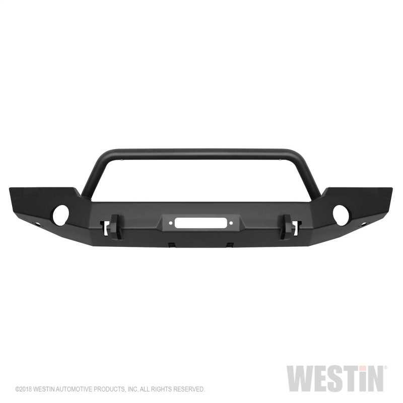 WJ2 Full Width Front Bumper 59-80115