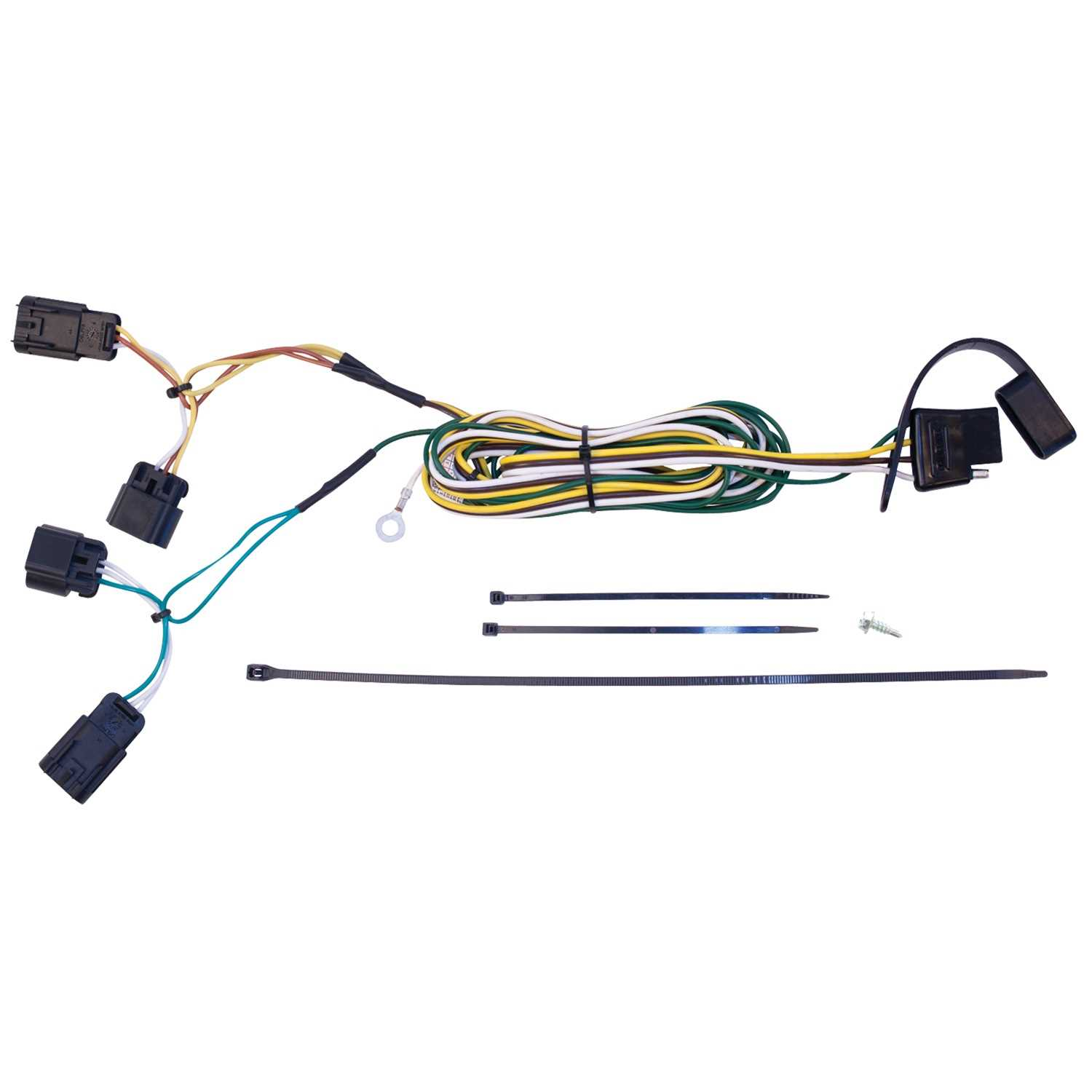 T Connector Harness 4 Wheels Performance Wiring Westin 65 60067