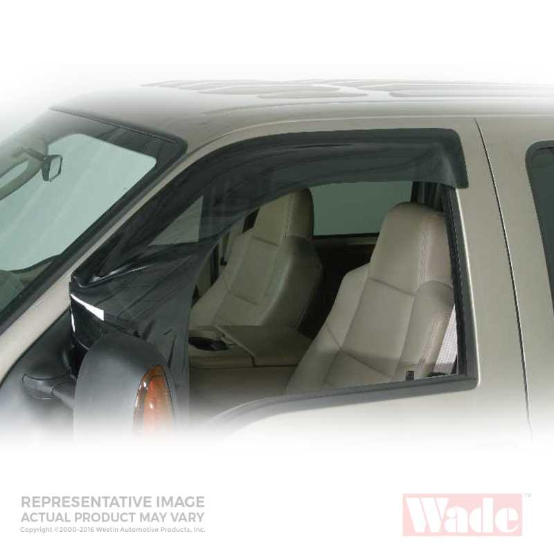 Wind Deflector Windguard 72-36472