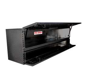 Brute High Cap Stake Bed Contractor Tool Box 80-TB400-72-B