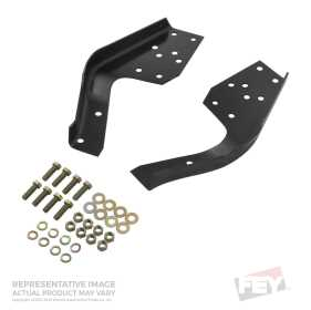 Universal Bumper Mount Kit
