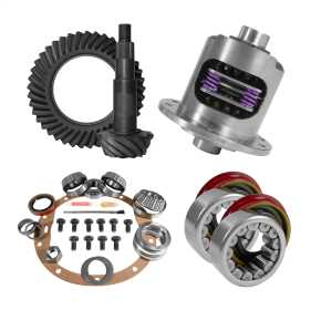 Yukon Gear Ring And Pinion Gear Set And Master Install Kit Package YGK2004