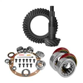 Yukon Gear Ring And Pinion Gear Set And Master Install Kit Package YGK2009