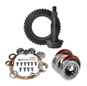 Yukon Gear Ring And Pinion Gear Set And Master Install Kit Package YGK2015