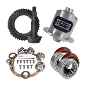 Yukon Gear Ring And Pinion Gear Set And Master Install Kit Package YGK2019