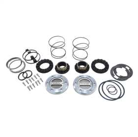 Yukon Hardcore Locking Axle Hub Set