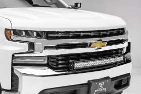 Front Bumper Top LED Light Bar Bracket